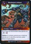 warcraft tcg twilight of dragons foreign colossus smash spanish