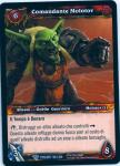 warcraft tcg twilight of dragons foreign commander molotov italian