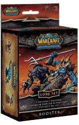 wow minis sealed product core set booster pack