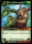 warcraft tcg war of the ancients corrupted furbolg