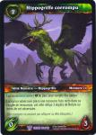 warcraft tcg crown of the heavens foreign corrupted hippogryph french