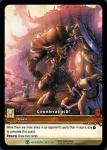 warcraft tcg archives counterattack ea foil