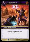 warcraft tcg heroes of azeroth counterspell