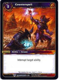 warcraft tcg class decks 2011 spring counterspell cd