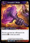 warcraft tcg war of the ancients crusader s might
