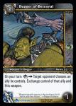 warcraft tcg scourgewar dagger of betrayal