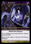 warcraft tcg heroes of azeroth dark pact