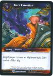 warcraft tcg class decks 2011 fall dark extortion cd