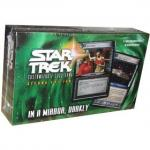 star trek 2e star trek 2e sealed product in a mirror darkly booster box