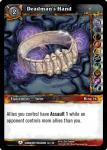 warcraft tcg dungeon deck treasure deadman s hand