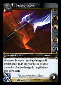 warcraft tcg onyxias lair deathbringer
