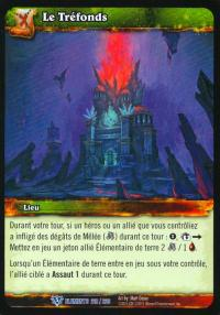 warcraft tcg war of the elements french deepholm french