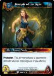 warcraft tcg reign of fire disciple of the light