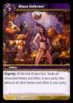 warcraft tcg the hunt for illidan disco inferno
