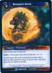 warcraft tcg crown of the heavens foreign divine bulwark french