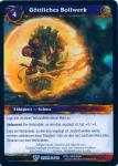 warcraft tcg crown of the heavens foreign divine bulwark german