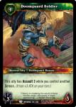 warcraft tcg betrayal of the guardian doomguard soldier