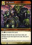warcraft tcg archives dr boom foil