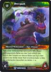 warcraft tcg crown of the heavens foreign drogash german