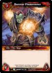 warcraft tcg war of the ancients durotar flamecaster