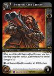 warcraft tcg heroes of azeroth dwarven hand cannon