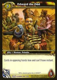 warcraft tcg the hunt for illidan edward the odd