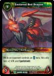 warcraft tcg betrayal of the guardian enslaved red dragon