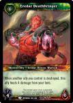 warcraft tcg betrayal of the guardian eredar deathbringer