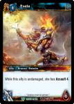warcraft tcg crown of the heavens esala