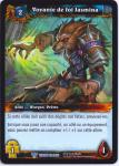 warcraft tcg throne of the tides french faithseer jasmina french