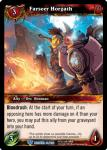 warcraft tcg betrayal of the guardian farseer horgath