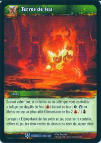 warcraft tcg war of the elements french firelands french