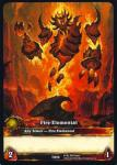 warcraft tcg tokens fire elemental