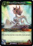 warcraft tcg crafted cards fossilized hatchling