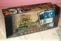 lotr tcg lotr sealed product fellowship of the ring anthology