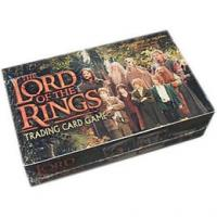 lotr tcg lotr sealed product fellowship of the ring booster box