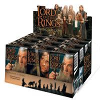 lotr tcg lotr sealed product fellowship of the ring starter box