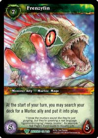 warcraft tcg war of the ancients frenzyfin