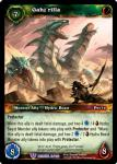 warcraft tcg betrayal of the guardian gahz rilla
