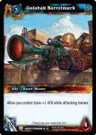warcraft tcg battle of aspects galabak barrelmark