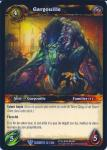 warcraft tcg war of the elements french gargoyle french