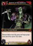 warcraft tcg heroes of azeroth gellrin of the gallows