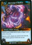 warcraft tcg crown of the heavens foreign gerrunge the sadist italian