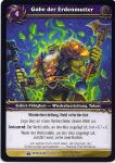 warcraft tcg wrathgate gift of the earthmother german
