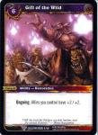 warcraft tcg class decks 2011 spring gift of the wild cd