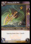 warcraft tcg magtheridons lair glaive of the pit
