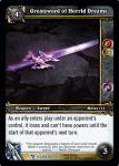 warcraft tcg march of legion greatsword of horrid dreams