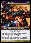 warcraft tcg servants of betrayer gut shot