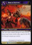 warcraft tcg wrathgate hail of arrows