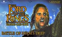 lotr tcg lotr sealed product battle of helm s deep booster box